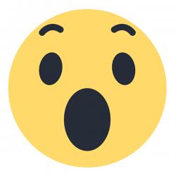 Reakcje Wow pod post z Polski Facebook